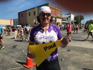 I Ride For: Paul